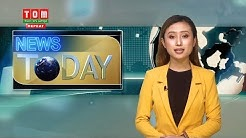 TOM TV 1:00 PM ENGLISH NEWS 22ND SEPT. 2019