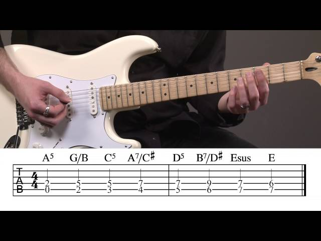 Using Diatonic Power Chords and Inverted Borrowed Chords to Create ...