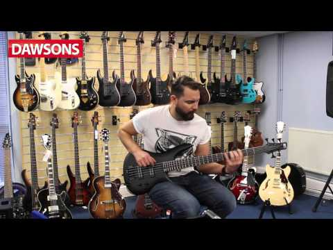 Ibanez 2016 SR 305EB 5 String Bass Guitar Review