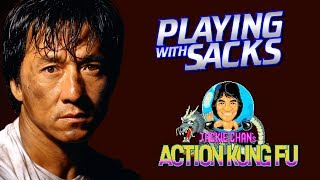 Jackie Chan's Action Kung-Fu - TurboGrafx-16 - Playing with Sacks
