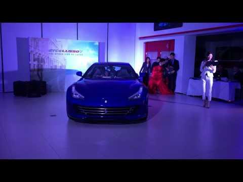 Ferrari GTC4 Lusso T Unveil in Japan / フェラーリGTC4ルッソT 関西初公開