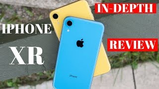 IPHONE XR REVIEW IN HINDI - IPHONE XR COMPARED TO IPHONE XS MAX IN HINDI