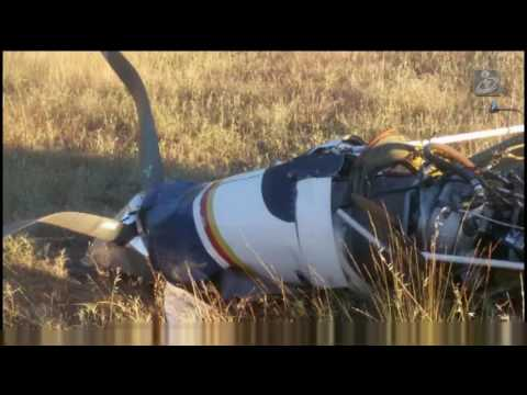 Pilatus PC-6 - D-FSCB - Accident - Beja - Portugal