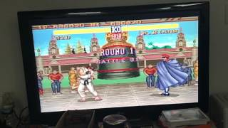 How to beat M Bison Fail Street Fighter II SNES