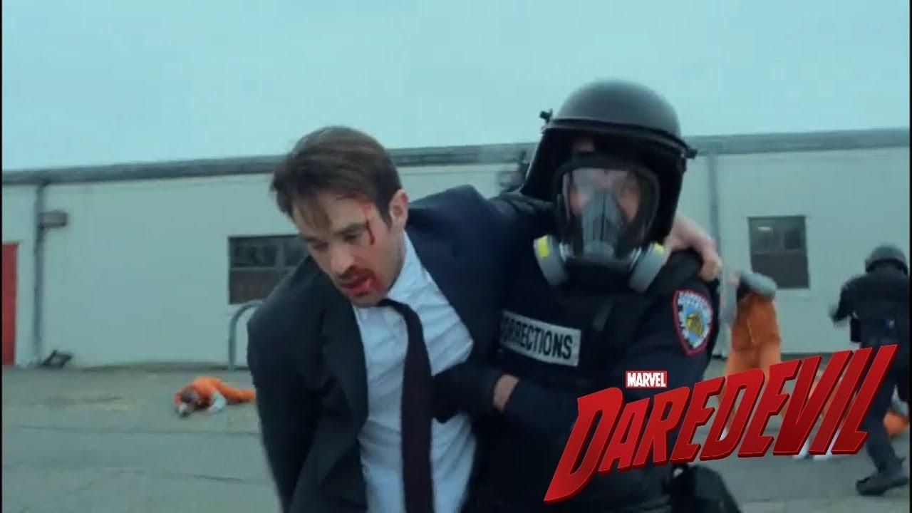 Download Prison Escape! (Part 4/4)   Daredevil   Season 3 - Episode 4