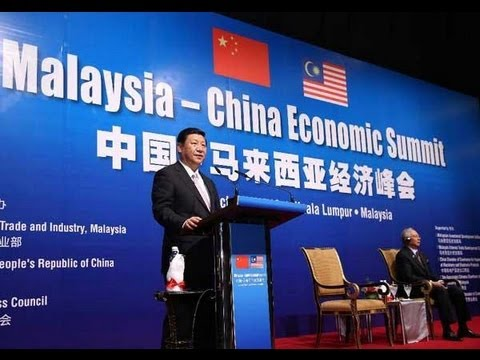 China, Malaysia aim to reach USD 160 bln in trade by 2017