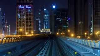 STUNNING Dubai Hyperlapse 2013 — The Best Dubai Video