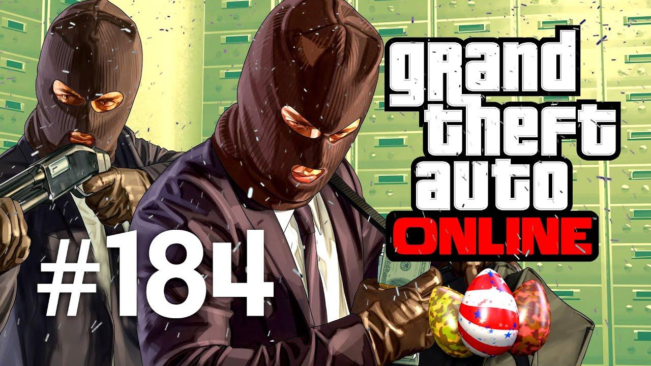Grand Theft Auto V | Online Multiplayer | Episodul 184 (Paste Fericit Tuturor)