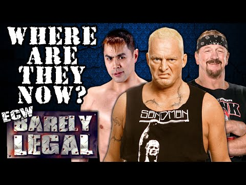 What Happened To Every Wrestler From ECW's First PPV? (Barely Legal 1997)