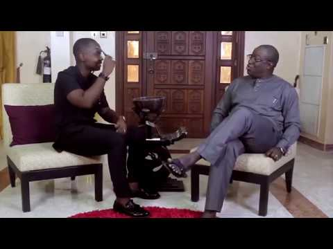 The King of Talk speaks with Nigeria's Mines & Steel Minister, Kayode John Fayemi