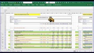 Como hacer un presupuesto | Excel | Presentacion | PRECEX 00