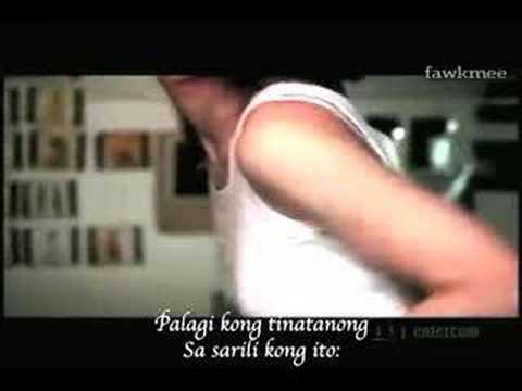 Kung Alam Mo Lang-Because I Am a Girl in Tagalog with lyrics