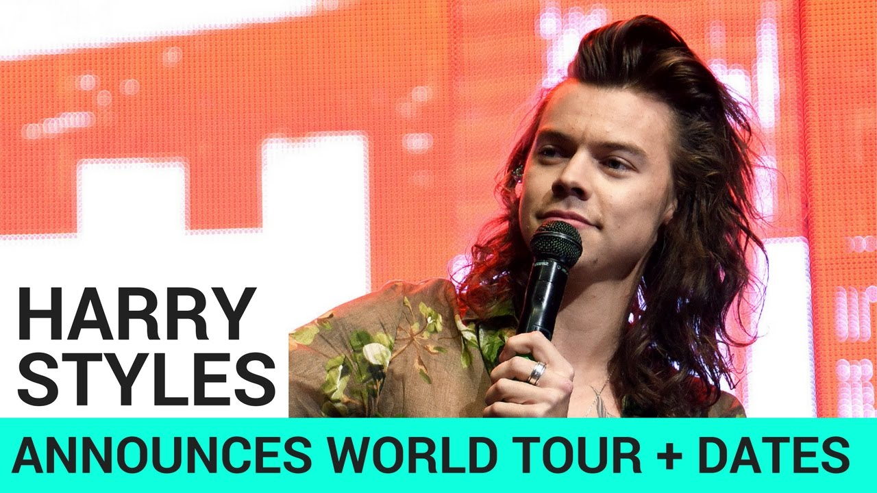 Harry Styles Is Ready to Take Over the World