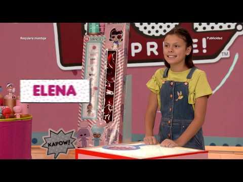 L.O.L SURPRISE! Under Wraps Challenge | Temporada 2 Episodio 4 | Disney Channel