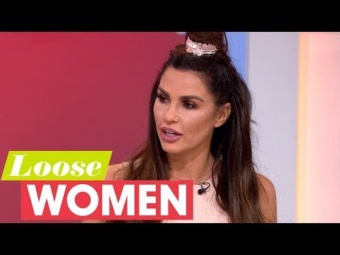 Katie Price Would Rather Her Kids Get an Education Instead of Seeking Fame   Loose Women
