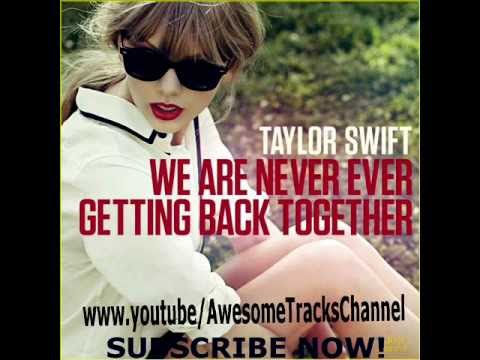 Taylor Swift - We Are Never Ever Getting Back Together (DJ Babokon Remix)