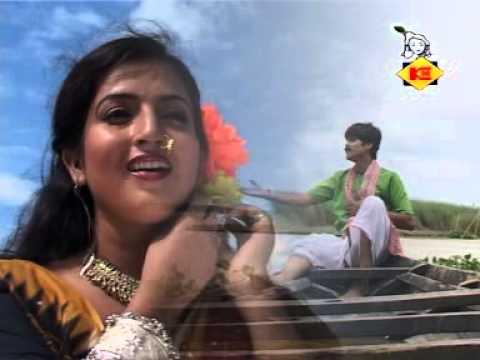 Bengali Folk Song | Majhi Baaia Jao Re | Polli Geeti | Krishna Music