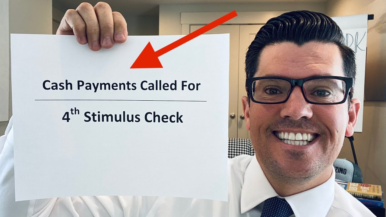 CASH PAYMENTS Called For | Fourth Stimulus Check Update | Student Loan Forgiveness