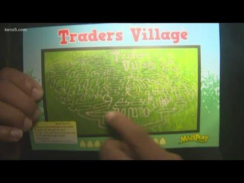 Traders Village corn maze is San Antonio's first