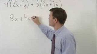 Simplifying Expressions - MathHelp.com - Algebra Help thumbnail