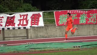 20171004 東京実業 体育祭 部活対抗リレー