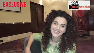 Taapsee Pannu | Exclusive | Interview | Game Over |  Ashwin