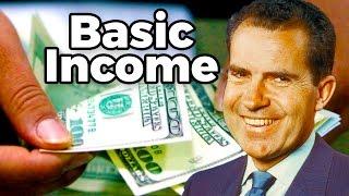 Nixon's Basic Income Plan (Rutger Bregman Interview Part 1)