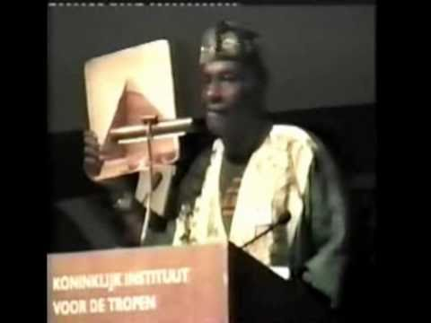 The Dutch Role In the Slave Trade   Part 1   Dr  Leonard Jeffries