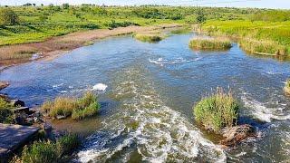 Летний спиннинг на Перекатах Рыбалка на щуку 2021