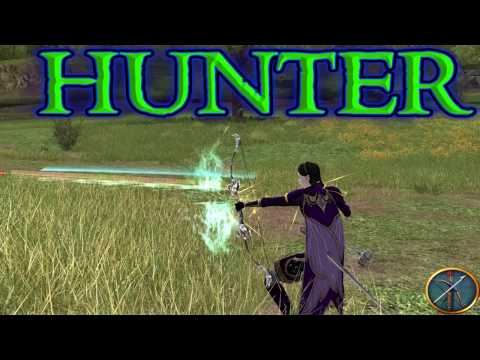LOTRO: Hunter Gameplay 2017 – Lord of the Rings Online | 2017 Gameplay