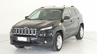Video Jeep Cherokee 2.0 Mjt II 170CV 4WD Active Drive I Longitude download MP3, 3GP, MP4, WEBM, AVI, FLV Juni 2018