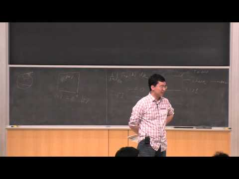"Kai Sun ""Topological States in Strongly Correlated Systems"" (Part 1 of 2)"