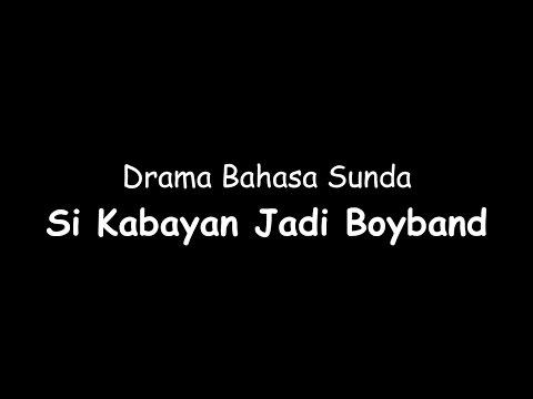 Tugas Ujian Praktek Bahasa Sunda Drama