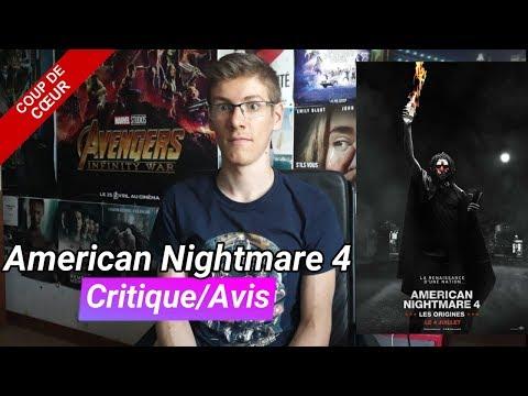 AMERICAN NIGHTMARE 4 : LES ORIGINES ( The First Purge ) - CRITIQUE/AVIS