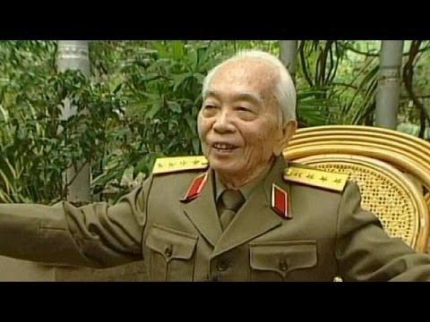 Vietnam war hero General Giap dies aged 102