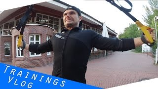 Outdoor Workout - Schlingen Training - Stabilität & Koordination steigern