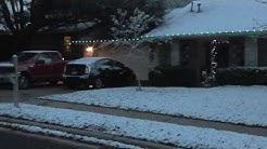 Austin TX Snow 2017