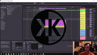 Kindrid - Subconscious (waf009 Production Tutorial)