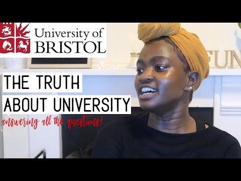 THE TRUTH ABOUT UNIVERSITY | UNIVERSITY OF BRISTOL