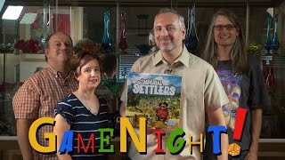 Imperial Settlers - GameNight! Se2 Ep25