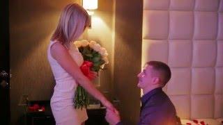 видео Как сделать предложение руки и сердца девушке