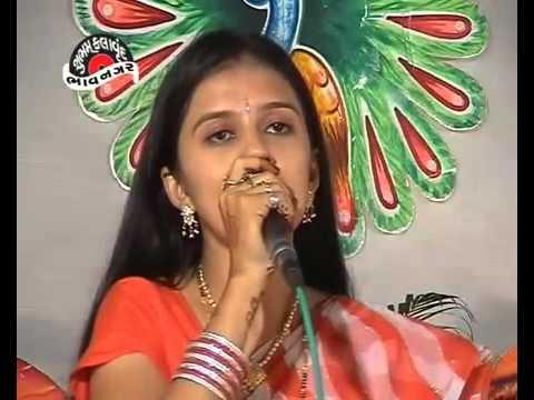 Dikri to parki thapan (Vidai) Gujarati lagna geet by Surabhi Ajit parmar's shubhamkalavrund.