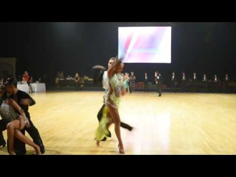 Adult Latin Final Samba CAPITAL CUP MINSK 2016