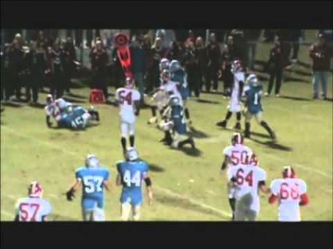 Steven Stipe #45 Linebacker,Long snapper, Pierce County