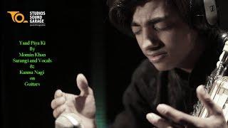 Yaad Piya Ki II SSGLiveIn8by8 II Momin Khan II Kannu Nagi II SSG Season3