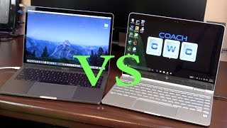 hp spectre x360 kaby lake i7 vs macbook pro 13 space grey 2016