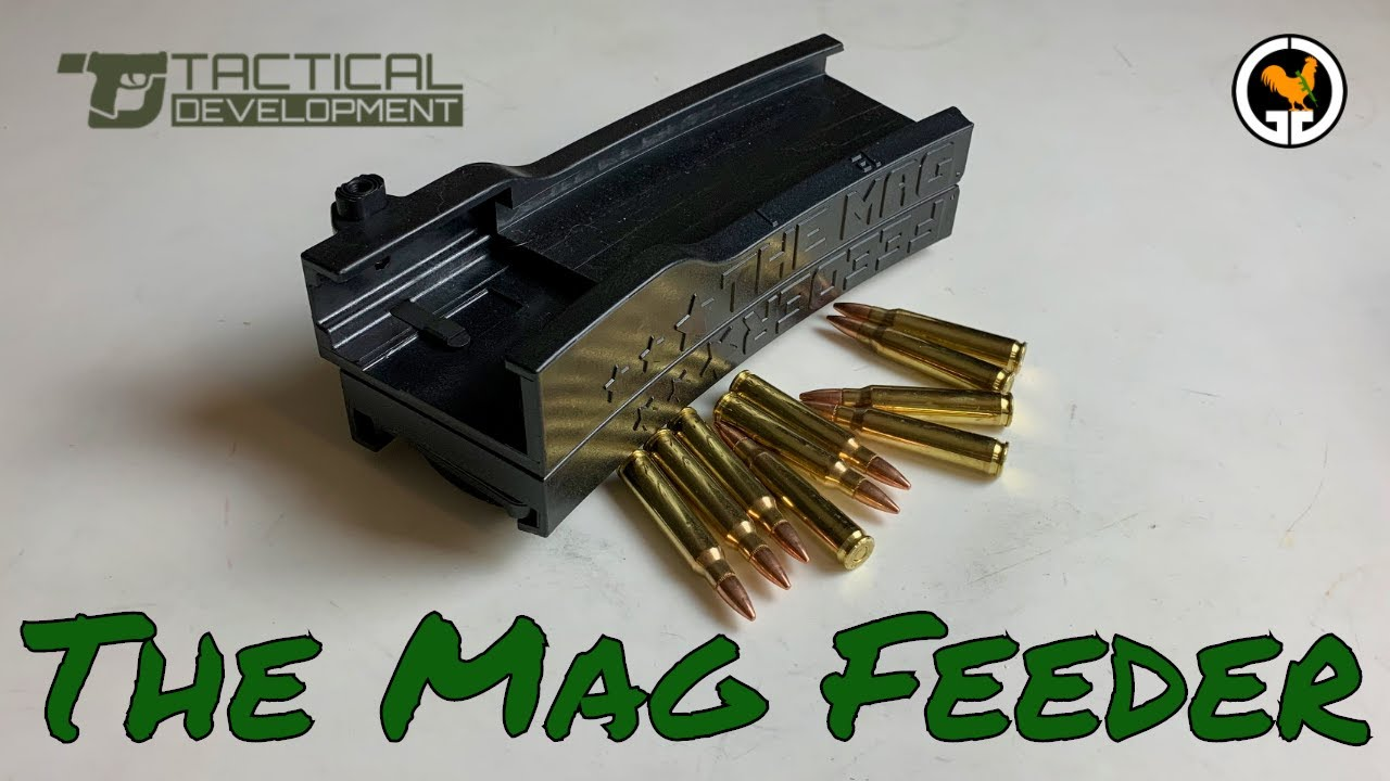 Review of The Mag Feeder from Tactical Development