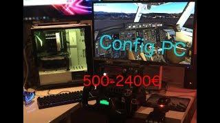 Bien Choisir Sa Config PC Gaming (et X-Plane)