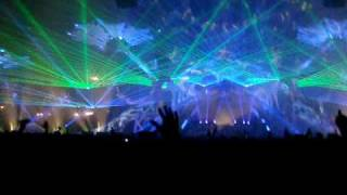 Technoboy @ Qlimax 2009 LIVE -Hardstyle Masterz -  Rambo is a Pussy