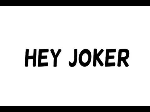 เพลงเเดนซ์ Hey Joker เฮ้ยโจ๊กเกอร์ มันๆ [2017]